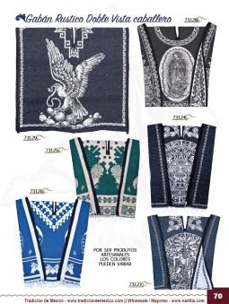 Tradicion de Mexico Vol 21 Ropa Bordada Trajes de Charro Catalogo Nantlis Page 70