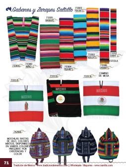 Tradicion de Mexico Vol 21 Ropa Bordada Trajes de Charro Catalogo Nantlis Page 71