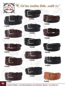 Tradicion de Mexico Vol 22 Zapatos Artesanales Huaraches Cintos Cartera Nantlis Pag 31
