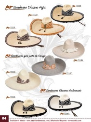 Tradicion de Mexico Vol 23 Accesorios para Charros y Caballos Nantlis page 04