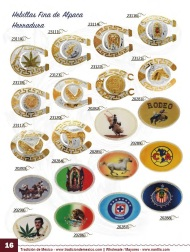 Tradicion de Mexico Vol 23 Accesorios para Charros y Caballos Nantlis page 16