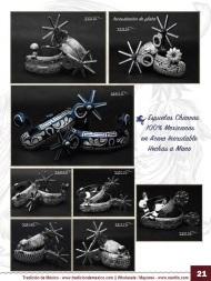 Tradicion de Mexico Vol 23 Accesorios para Charros y Caballos Nantlis page 21