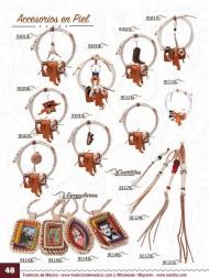 Tradicion de Mexico Vol 23 Accesorios para Charros y Caballos Nantlis page 48