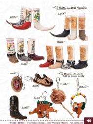 Tradicion de Mexico Vol 23 Accesorios para Charros y Caballos Nantlis page 49