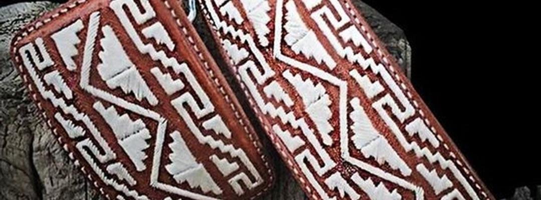 Cintos mayoreo wholesale Western Belts with embroidery nantlis Tradicion de Mexico
