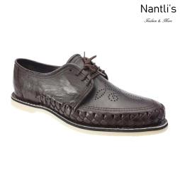 TM-31257 Zapatos Tejidos Mexicanos de hombres Huaraches Mayoreo wholesale mens Mexican handwoven shoes Nantlis Tradicion de Mexico