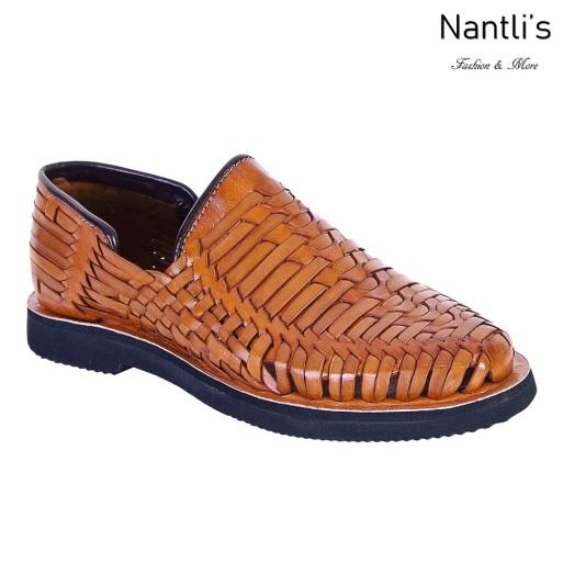 TM-31289 Zapatos Tejidos Mexicanos de hombres Huaraches Mayoreo wholesale mens Mexican handwoven shoes Nantlis Tradicion de Mexico