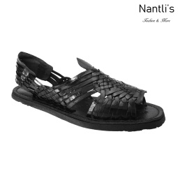 TM-32101 Huaraches pachucos Mexicanos de Hombre Mayoreo wholesale mens Mexican handwoven Sandals Nantlis Tradicion de Mexico