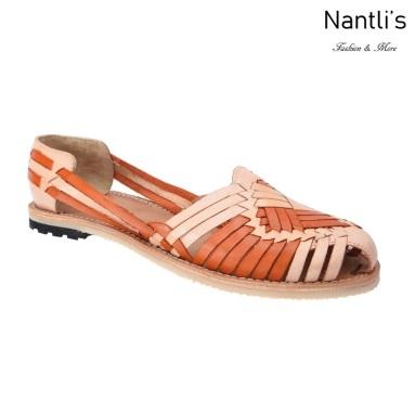 TM-35173 Huaraches Mexicanos de Mujer Mayoreo Wholesale Womens Mexican Sandals Nantlis Tradicion de Mexico