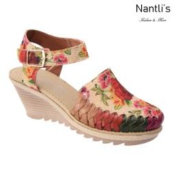 TM-35338 Zapatos Tejidos Mexicanos de Mujer Mayoreo Wholesale Womens Mexican handwoven shoes wedges Nantlis Tradicion de Mexico