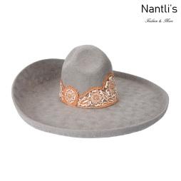 sombreros charros mayoreo TM-71147 Sombrero Charro fino Pelo de Conejo Fine Charro Hat Nantlis Tradicion de Mexico