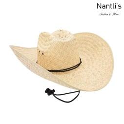 sombreros de paja mayoreo TM-71182 Sombrero jardinero de palma palm leaf hat Nantlis Tradicion de Mexico