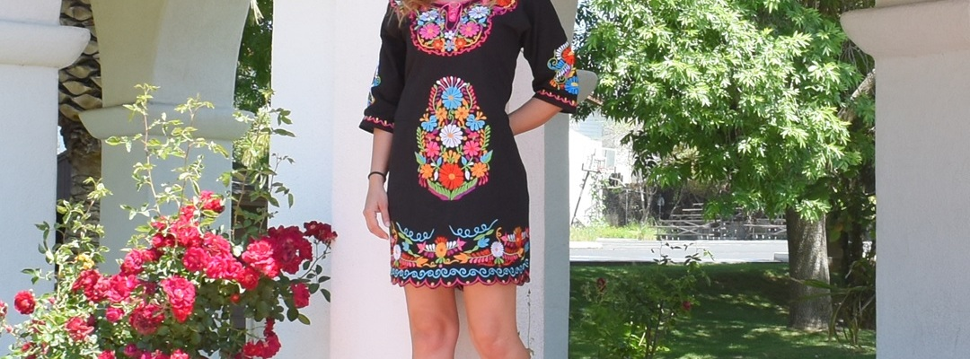Vestidos Bordados Mexicanas Zapatos Artesanales Mayoreo Wholesale Embroidered Dresses Handcrafted Shoes Tradicion de Mexico by Nantlis