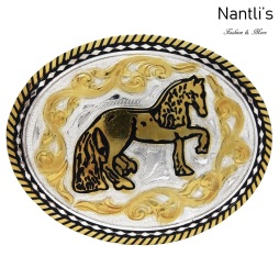 TM-20125 Hebilla vaquera Mayoreo Wholesale mexican western belt buckle Nantlis Tradicion de Mexico