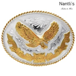TM-20206 Hebilla vaquera Mayoreo Wholesale mexican western belt buckle Nantlis Tradicion de Mexico