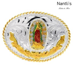TM-20301 Hebilla vaquera Mayoreo Wholesale mexican western belt buckle Nantlis Tradicion de Mexico