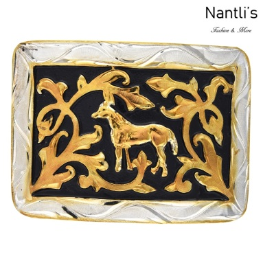 TM-21125 Hebilla vaquera Mayoreo Wholesale mexican western belt buckle Nantlis Tradicion de Mexico