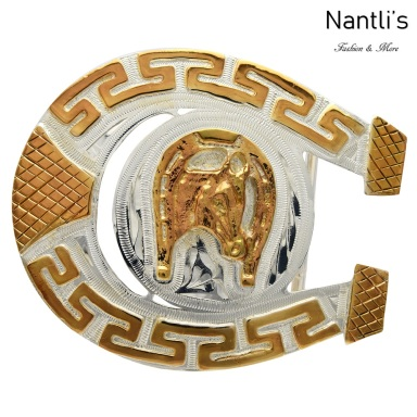 TM-23114 Hebilla vaquera Mayoreo Wholesale mexican western belt buckle Nantlis Tradicion de Mexico
