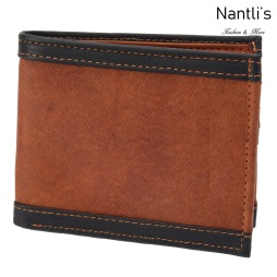 TM-41185 Carteras de piel Mayoreo Wholesale Leather Wallets Nantlis Tradicion de Mexico