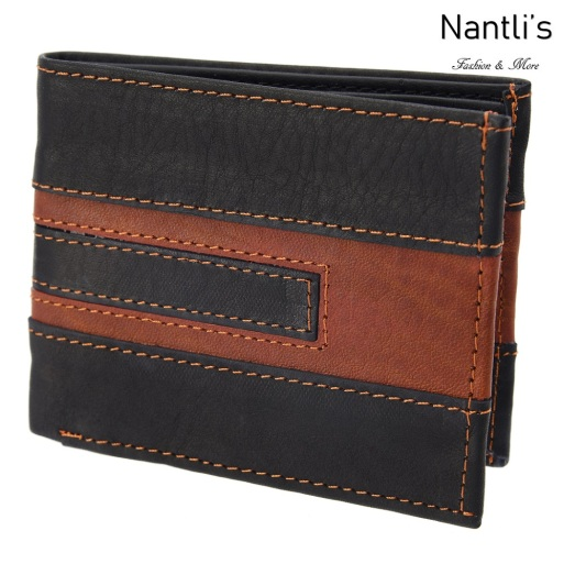 TM-41192 Carteras de piel Mayoreo Wholesale Leather Wallets Nantlis Tradicion de Mexico