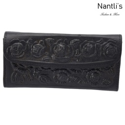 TM-41213 Carteras finas de piel para mujer Mayoreo Wholesale Fine Leather Wallets for women Nantlis Tradicion de Mexico