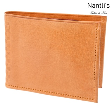 TM-41575 Carteras de piel Mayoreo Wholesale Leather Wallets Nantlis Tradicion de Mexico