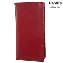 TM-41790 Porta-chequeras de piel Mayoreo Wholesale Leather Checkbook Holders Nantlis Tradicion de Mexico