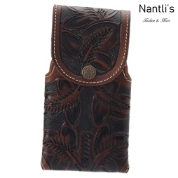 TM-41816 Fundas de piel grabadas para celular Mayoreo Wholesale engraved Leather Cell phone cases Nantlis Tradicion de Mexico