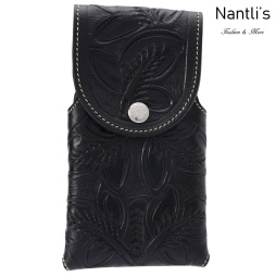TM-41818 Fundas de piel grabadas para celular Mayoreo Wholesale engraved Leather Cell phone cases Nantlis Tradicion de Mexico