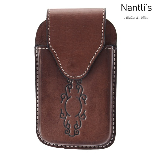 TM-48123 Fundas de piel para celular Mayoreo Wholesale Leather Cell phone cases Nantlis Tradicion de Mexico