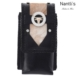 TM-48131 Fundas de piel para celular Mayoreo Wholesale Leather Cell phone cases Nantlis Tradicion de Mexico