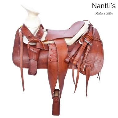 TM-65212 Silla de montar para caballo montura charra mayoreo wholesale Mexican horse Saddle Nantlis Tradicion de Mexico