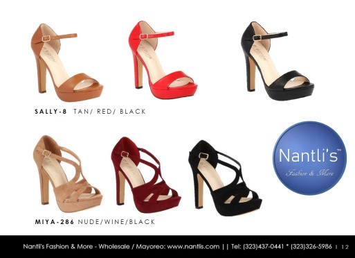Nantlis Vol BL35 Zapatos de Mujer mayoreo Catalogo Wholesale womens Shoes_Page_12