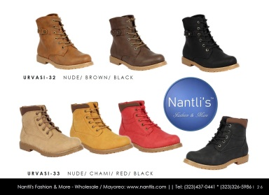 Nantlis Vol BL35 Zapatos de Mujer mayoreo Catalogo Wholesale womens Shoes_Page_26