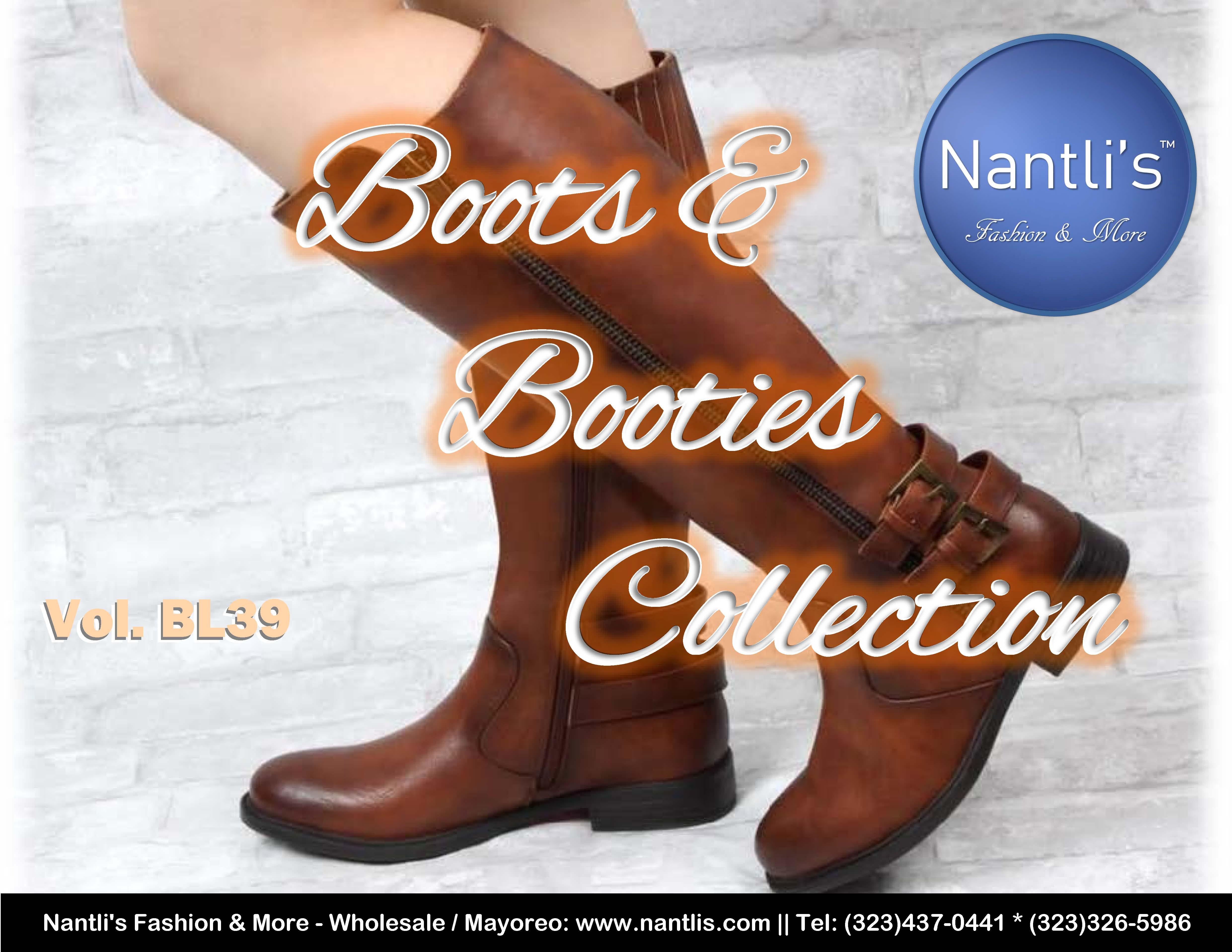 Nantlis Vol BL39 Botas de Mujer mayoreo Catalogo Wholesale womens Boots_Page_01