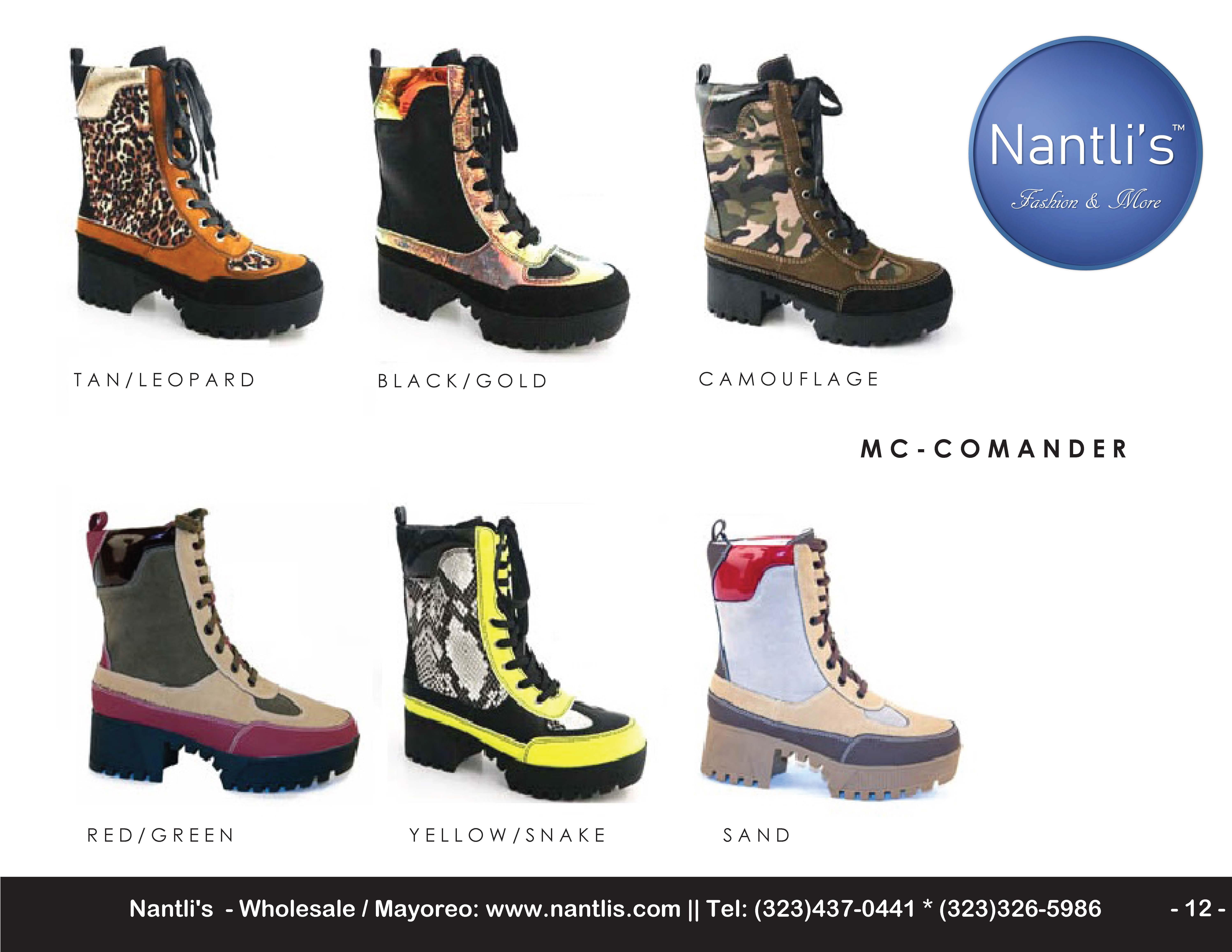 Nantlis Vol BL39 Botas de Mujer mayoreo Catalogo Wholesale womens Boots_Page_12