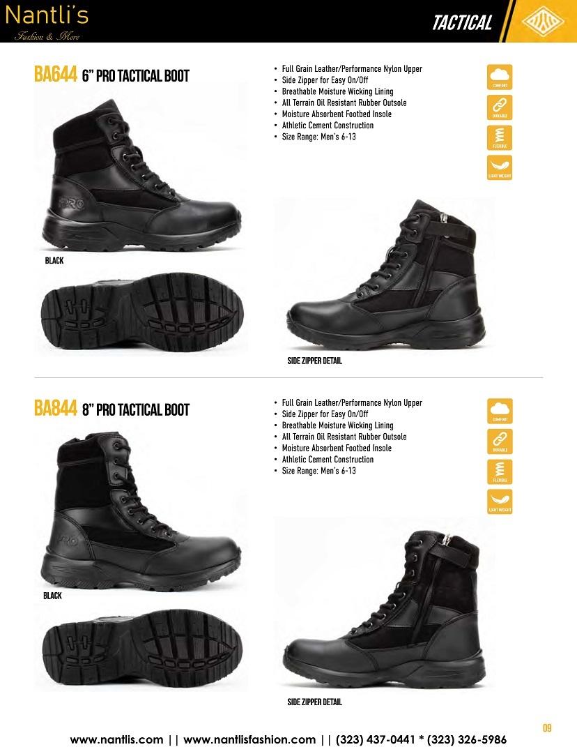 Nantlis vol BA12 botas de trabajo mayoreo catalogo Wholesale Work boots_Page_09