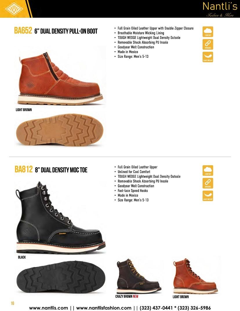 Nantlis vol BA12 botas de trabajo mayoreo catalogo Wholesale Work boots_Page_16