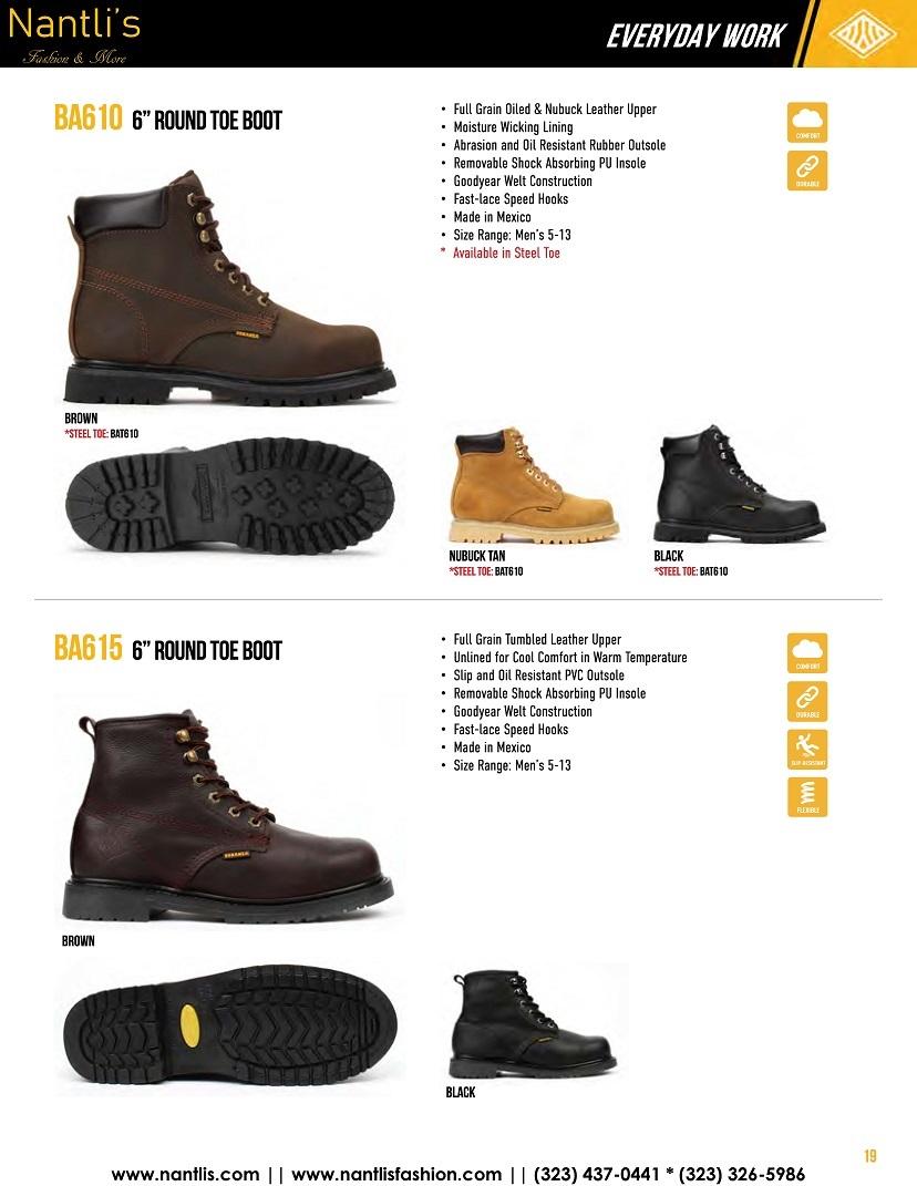 Nantlis vol BA12 botas de trabajo mayoreo catalogo Wholesale Work boots_Page_19