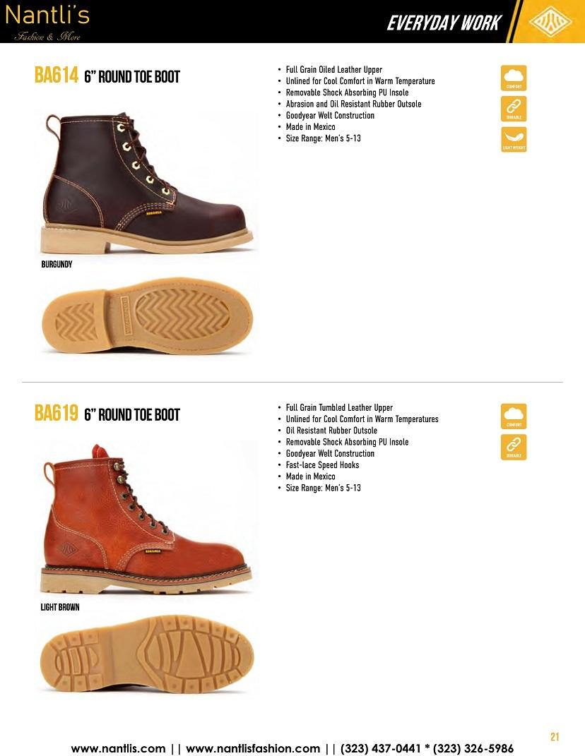 Nantlis vol BA12 botas de trabajo mayoreo catalogo Wholesale Work boots_Page_21