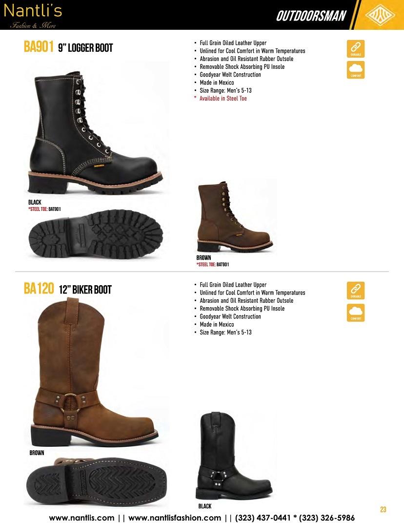 Nantlis vol BA12 botas de trabajo mayoreo catalogo Wholesale Work boots_Page_23