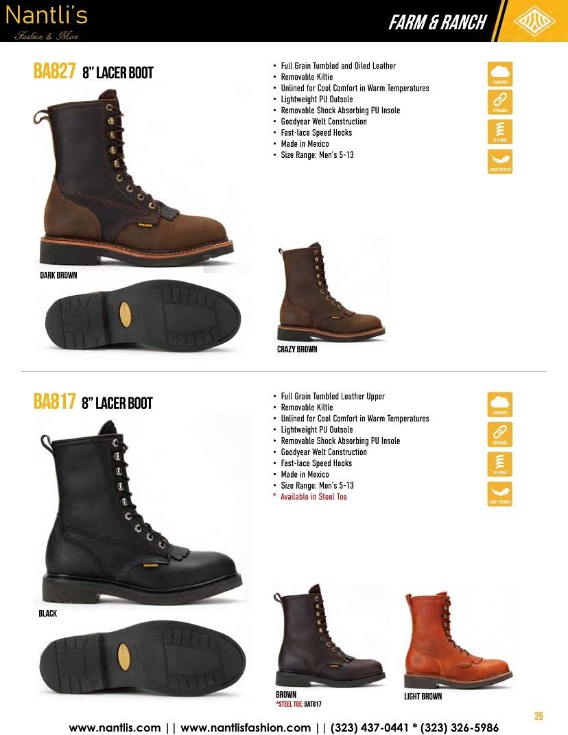 Nantlis vol BA12 botas de trabajo mayoreo catalogo Wholesale Work boots_Page_25