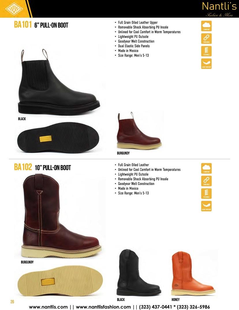 Nantlis vol BA12 botas de trabajo mayoreo catalogo Wholesale Work boots_Page_26