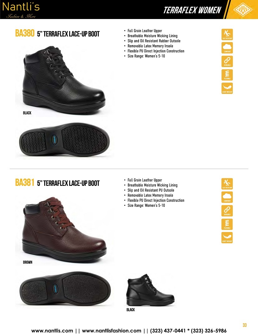 Nantlis vol BA12 botas de trabajo mayoreo catalogo Wholesale Work boots_Page_33