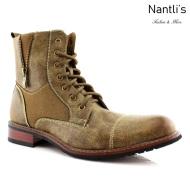Botas para Hombre FA-ANDY Brown Mayoreo Wholesale Men's Fashion Boots Nantlis