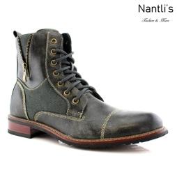 Botas para Hombre FA-ANDY Grey Mayoreo Wholesale Men's Fashion Boots Nantlis