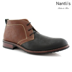 Botas para Hombre FA-COLE Grey Mayoreo Wholesale Men's Fashion Boots Nantlis