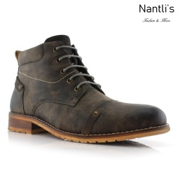 Botas para Hombre FA-COLIN Grey Mayoreo Wholesale Men's Fashion Boots Nantlis