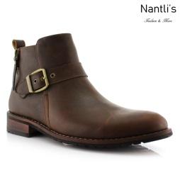 Botas para Hombre FA-DALTON Brown Mayoreo Wholesale Men's Fashion Boots Nantlis