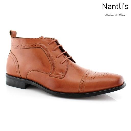 Botas para Hombre FA-HARVEY Brown Mayoreo Wholesale Men's Fashion Boots Nantlis